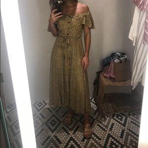Anthropologie Bolano dress NWT